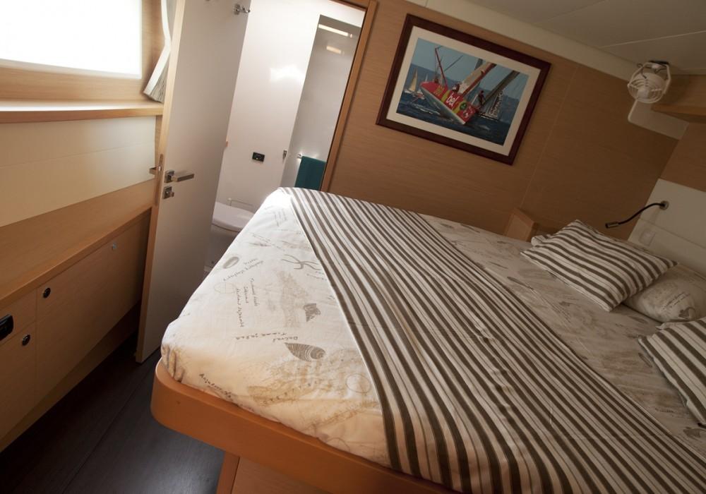 Louer Catamaran avec ou sans skipper Lagoon à Split