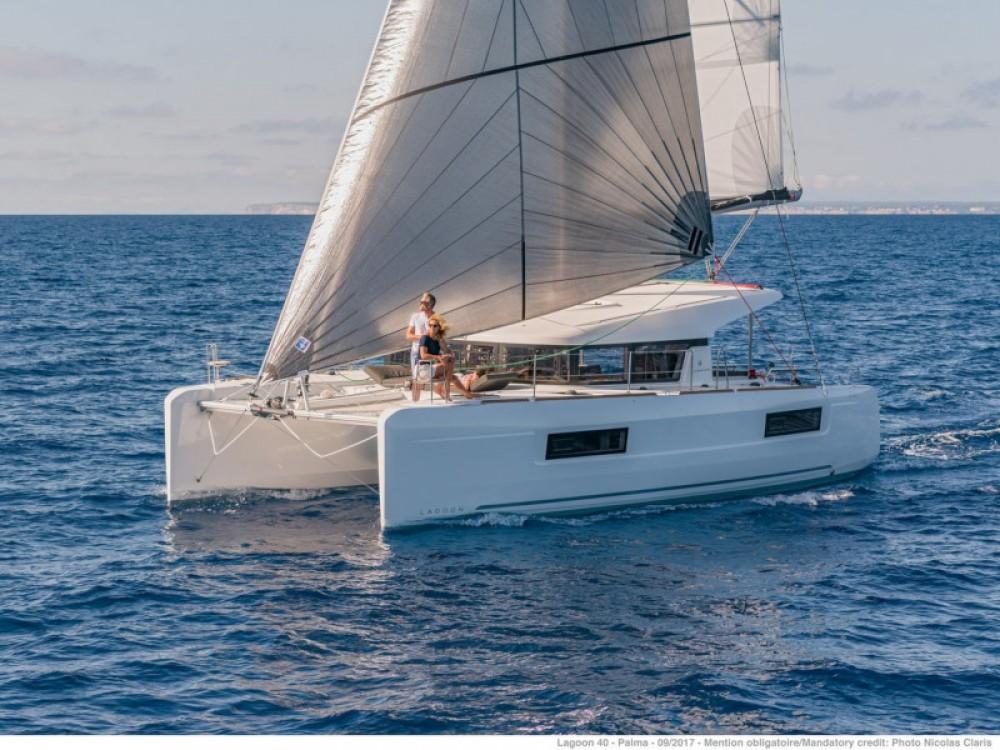Location yacht à Slano - Lagoon Lagoon 40 (2020) sur SamBoat