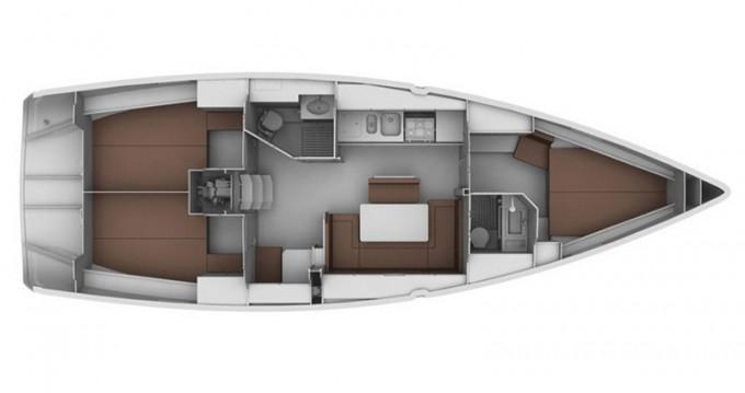 Location bateau Port de Lefkada pas cher Bavaria 40 Cruiser