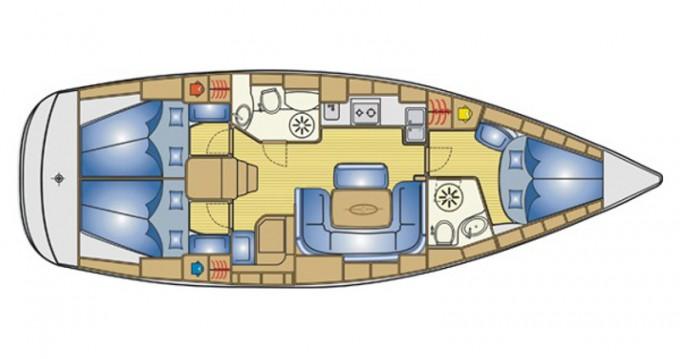 Bavaria Bavaria 39 Cruiser entre particuliers et professionnel à Port de Lefkada
