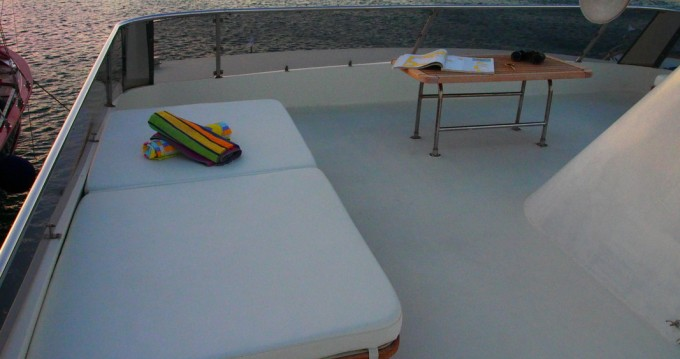 Yacht à louer à Palaio Faliro au meilleur prix