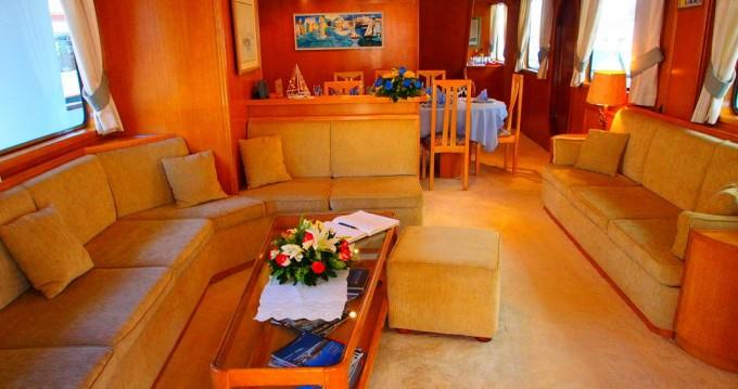 Location yacht à Palaio Faliro -  Perama Shipyards 102 sur SamBoat