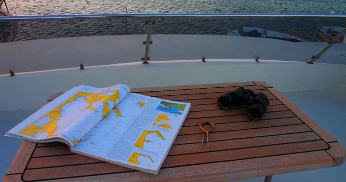 Location Yacht à Palaio Faliro -  Perama Shipyards 102