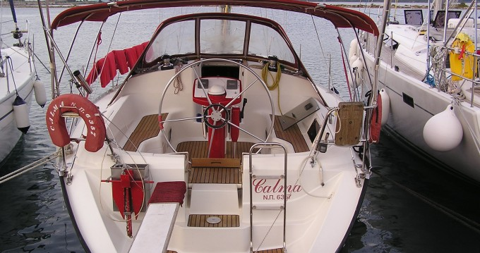 Location Voilier à Port de Lefkada - Jeanneau Sun Odyssey 37.1