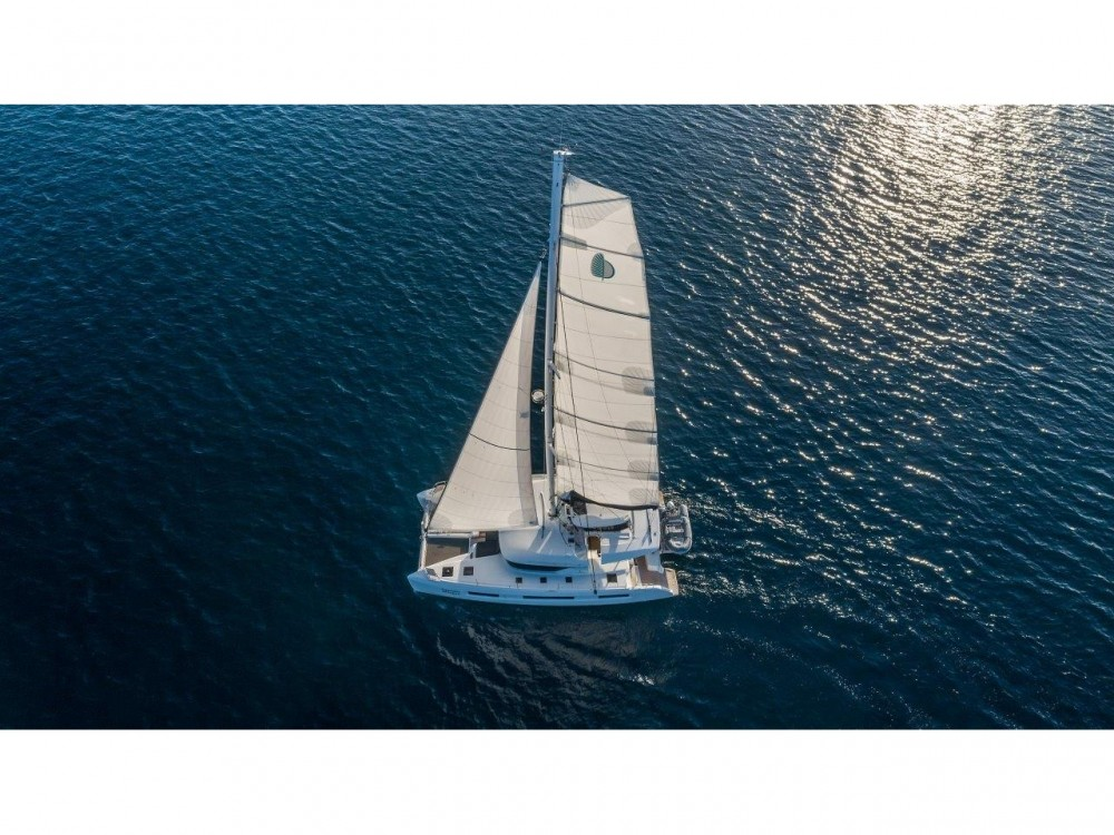 Lagoon Lagoon 50 (2018)equipped with airconditioning (saloon + cabins), generator, watermaker, ice maker, dishwasher, washer/dryer, 2 SUP entre particuliers et professionnel à Split