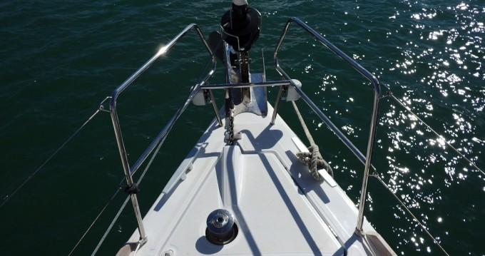 Location bateau Bénéteau Oceanis 48 à Port de Lefkada sur Samboat