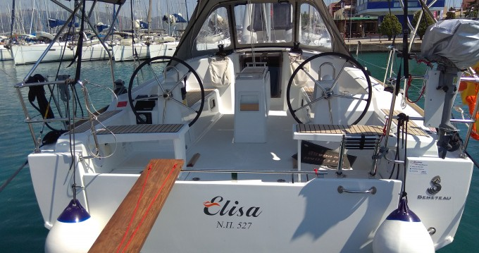 Location bateau Bénéteau Oceanis 38.1 à Lefkada (Île) sur Samboat
