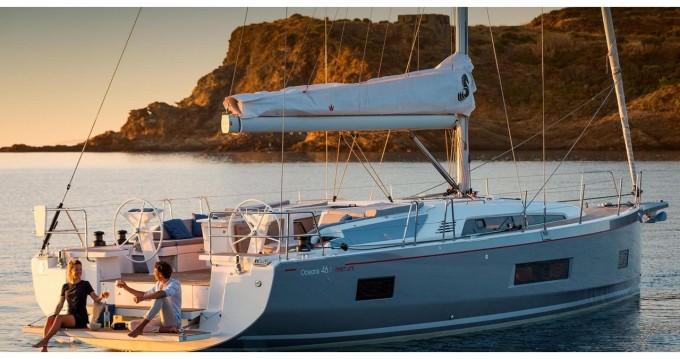 Bénéteau Oceanis 46.1 entre particuliers et professionnel à Lefkada (Île)