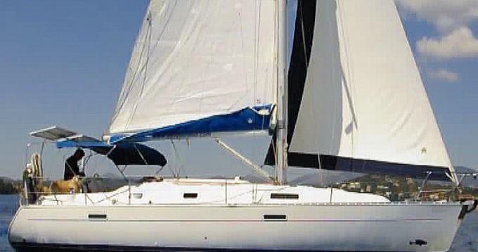 Location bateau Gouviá pas cher Beneteau 331 Master