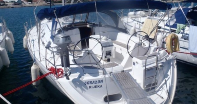 Location bateau Betina pas cher GibSea 43-4