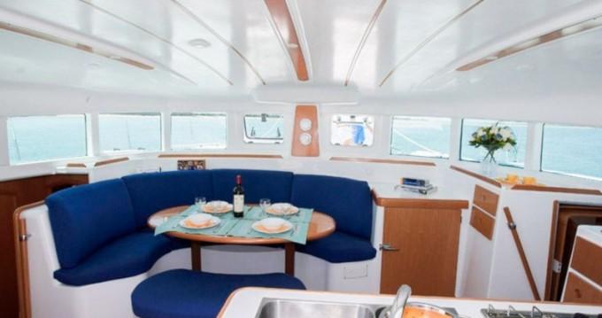 Location Catamaran à Betina - Lagoon Lagoon 380