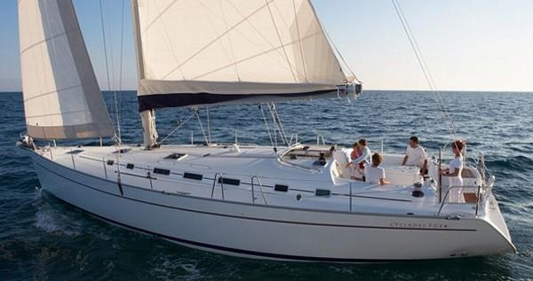 Location bateau Bénéteau Cyclades 50.5 à Betina sur Samboat