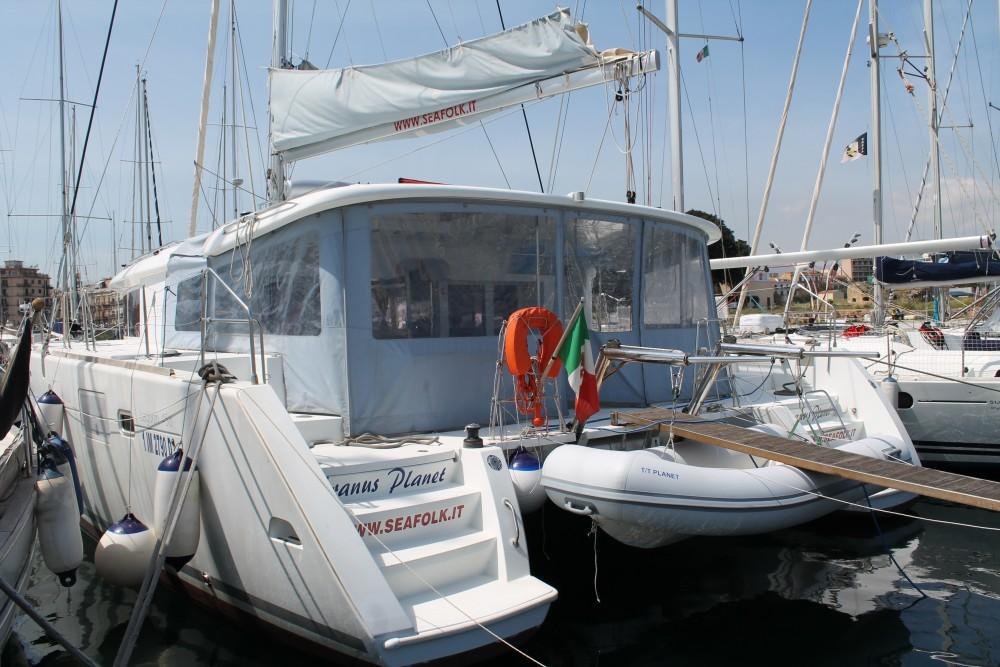 Louez un Lagoon Lagoon 450 à Marsala Marina