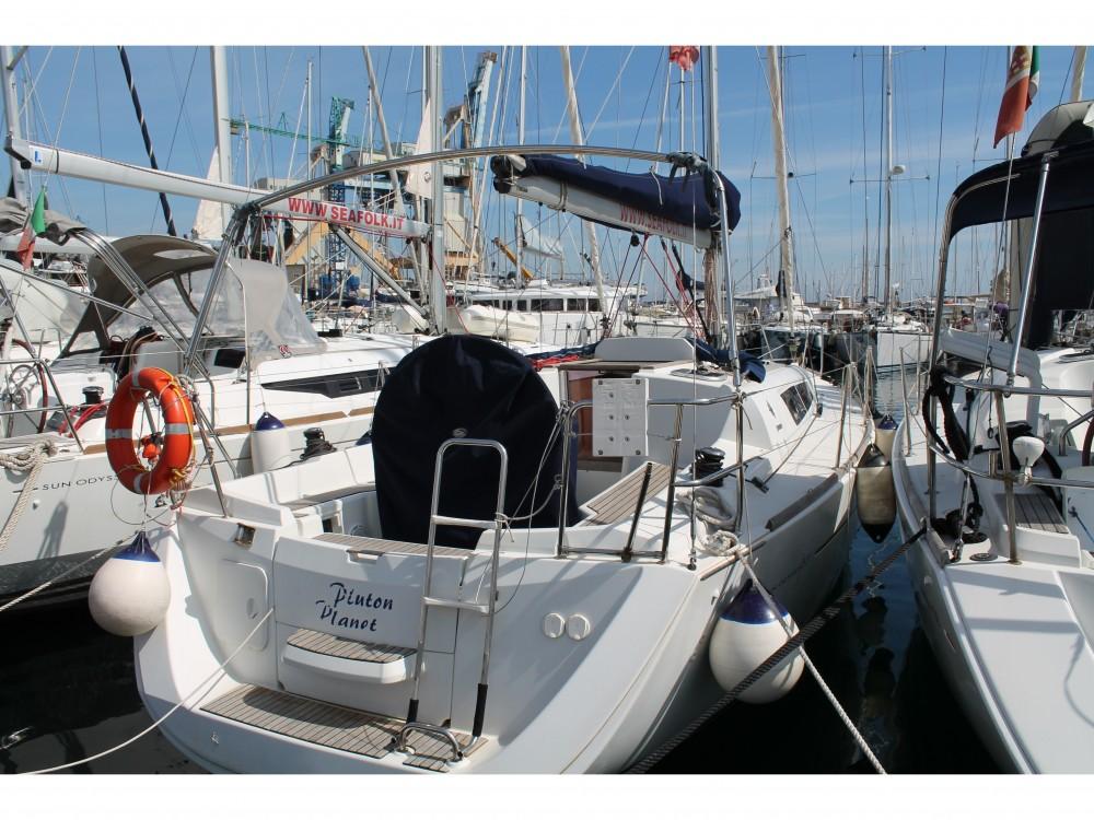 Voilier à louer à Marsala Marina au meilleur prix