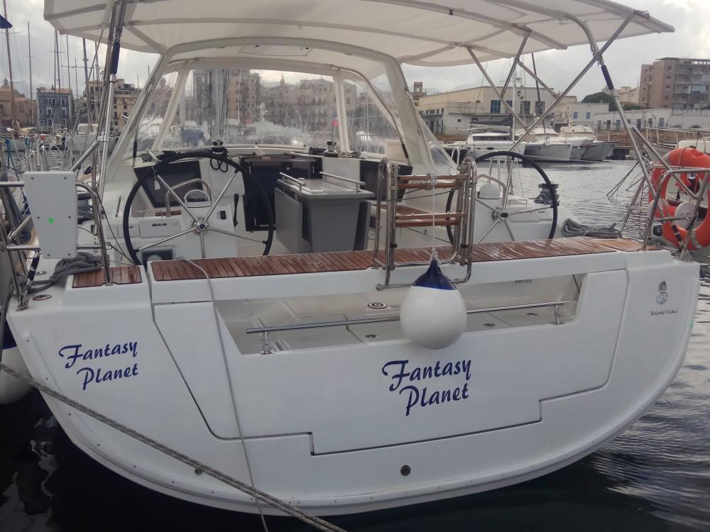 Location bateau Bénéteau Oceanis 45 à Marsala sur Samboat