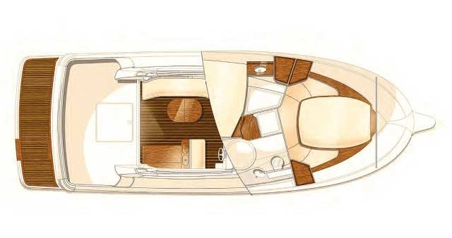 Location bateau Primošten pas cher Starfisher 34