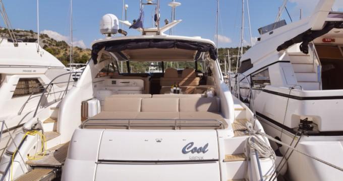 Location bateau Princess Princess V 58 à Primošten sur Samboat