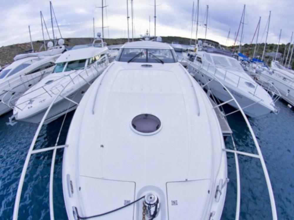 Location Yacht à Primošten - Princess Princess V 58
