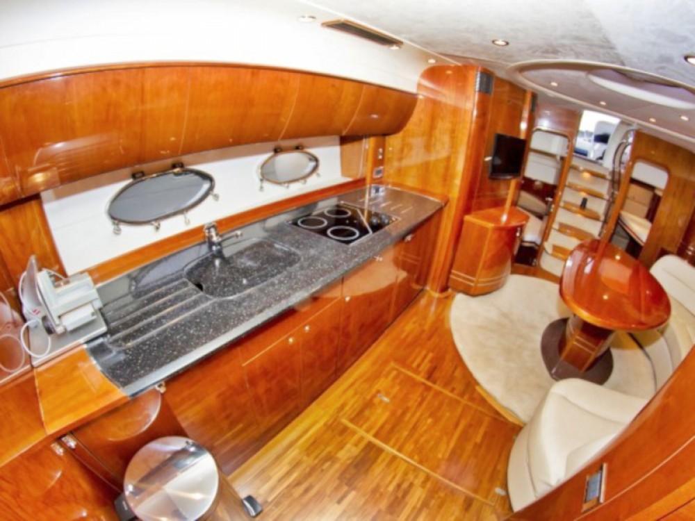 Location yacht à Primošten - Princess Princess V 58 sur SamBoat
