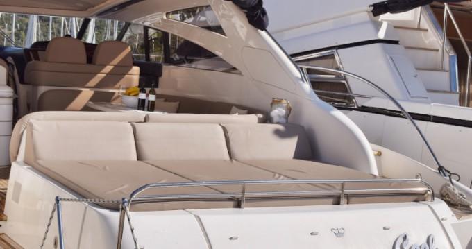 Location Yacht Princess avec permis
