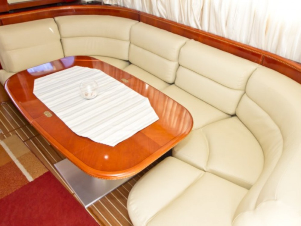 Location bateau Primošten pas cher Princess 480