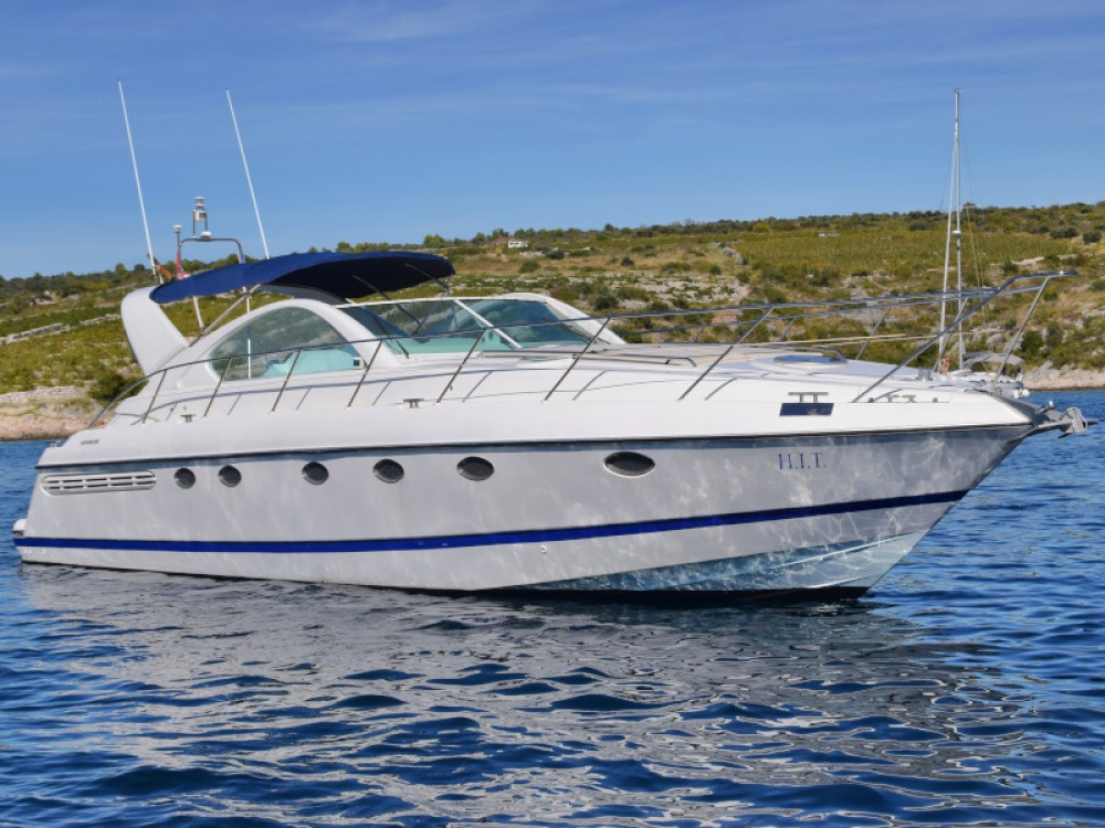 Location bateau Primošten pas cher Fairline Targa 48