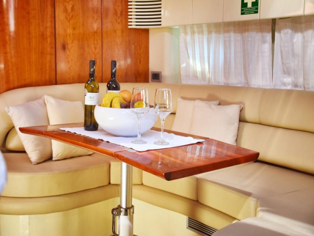 Location bateau Fairline Fairline Targa 48 à Primošten sur Samboat