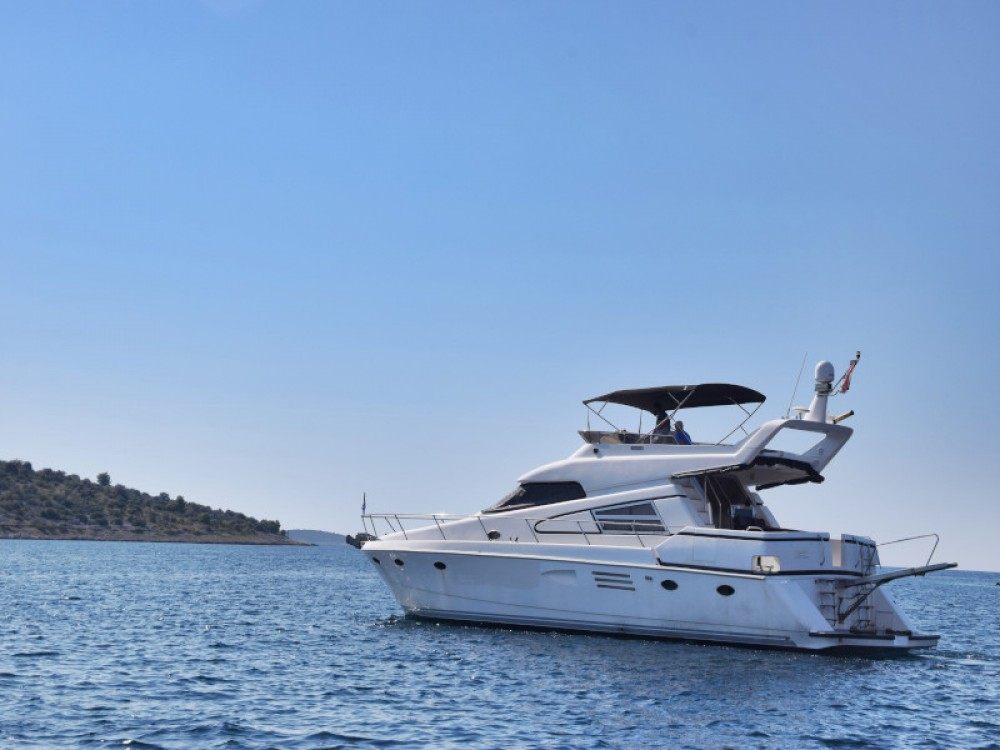Location yacht à Primošten -  Johnson 56 sur SamBoat