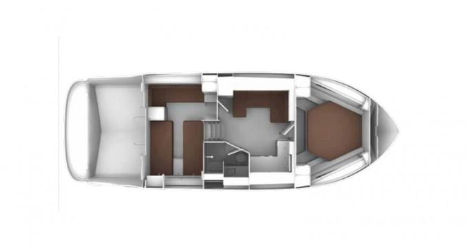 Location bateau Bavaria Bavaria S40 HT à Veruda sur Samboat