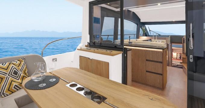 Location bateau Veruda pas cher Sealine F430