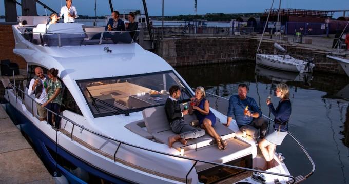 Location yacht à Veruda - Sealine Sealine F430 sur SamBoat
