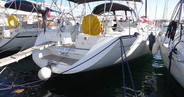 Location bateau Jeanneau Sun Odyssey 49 à Álimos sur Samboat