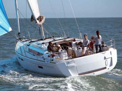 Location yacht à Álimos - Jeanneau Sun Odyssey 469 sur SamBoat