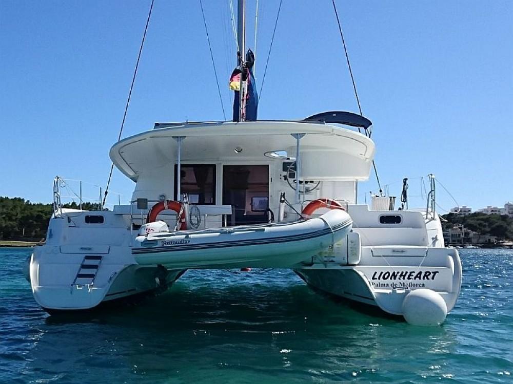 Louez un Fountaine Pajot Lipari 41 à Marina Naviera Balear