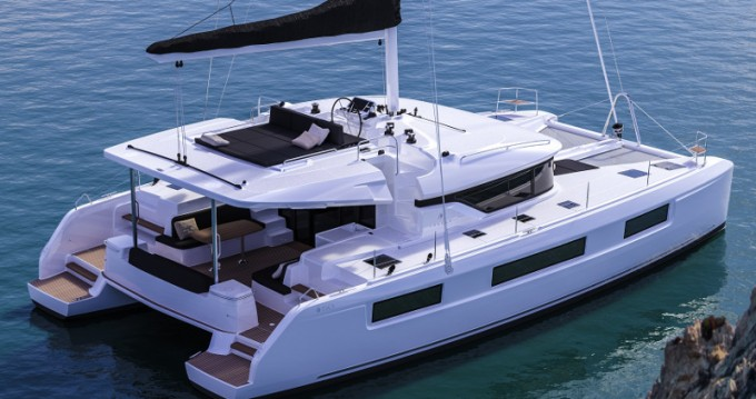 Location bateau Capo d'Orlando pas cher Lagoon 50