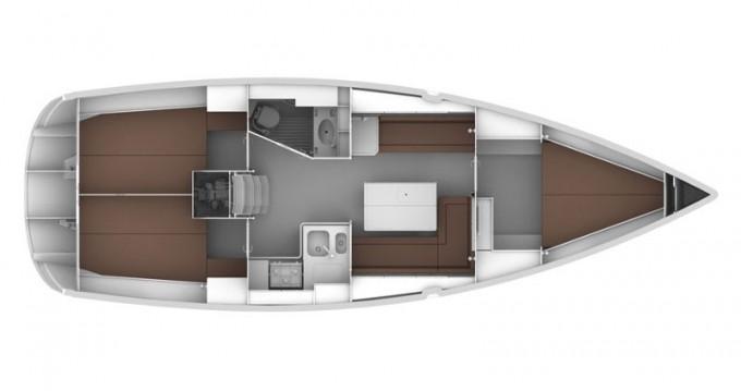 Location Voilier à Trogir - Bavaria Cruiser 36