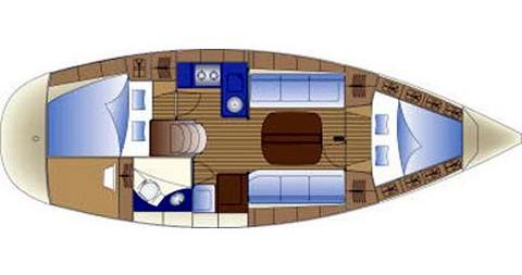 Louez un Bavaria Cruiser 32 à Trogir