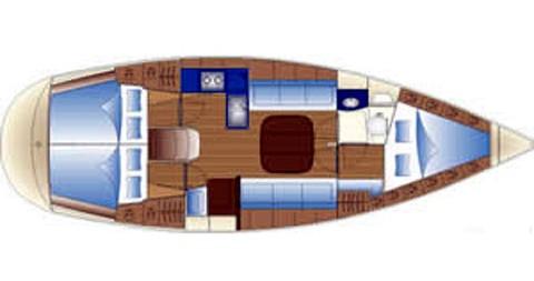 Location bateau Trogir pas cher Bavaria 36 Cruiser