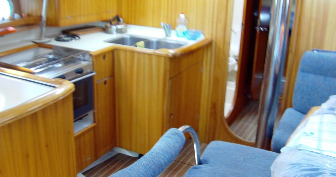 Location bateau Dufour Gib Sea 43 à Trogir sur Samboat