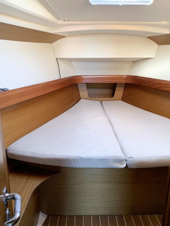 Location bateau Jeanneau Sun Odyssey 42 i à Keramoti sur Samboat