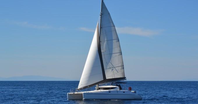 Location bateau Volos pas cher Athena 38
