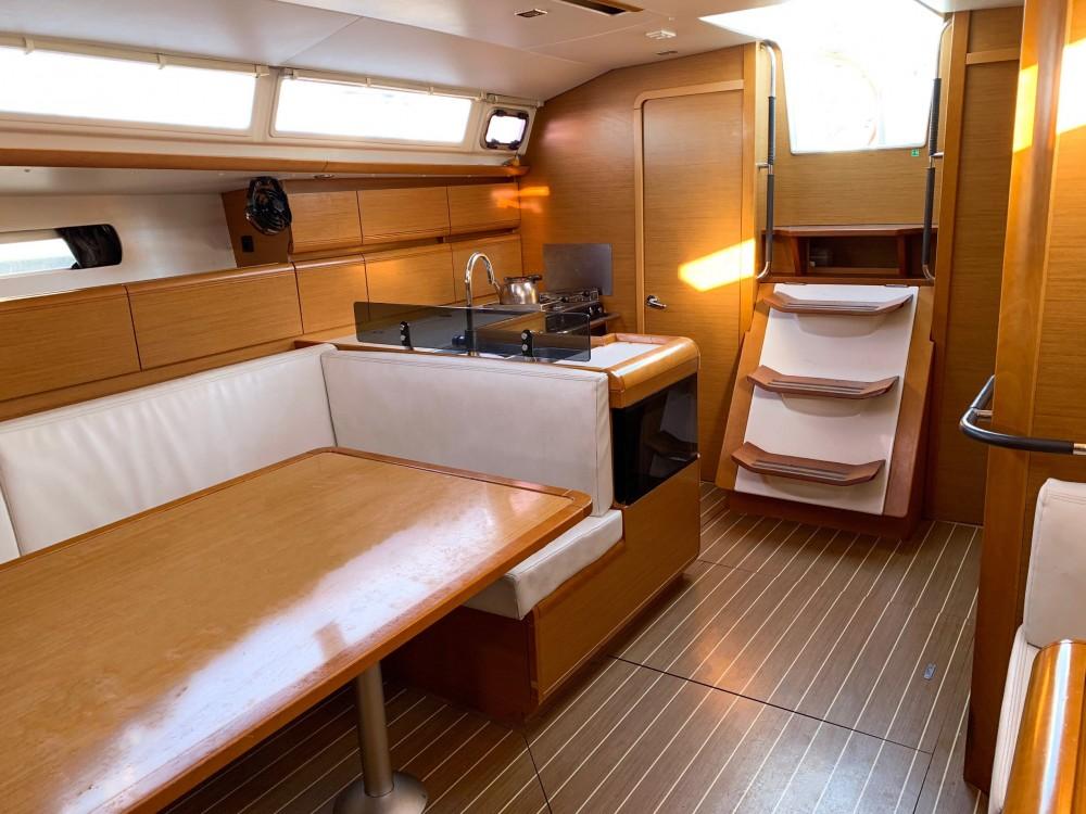 Location yacht à Keramoti - Jeanneau Sun Odyssey 439 sur SamBoat