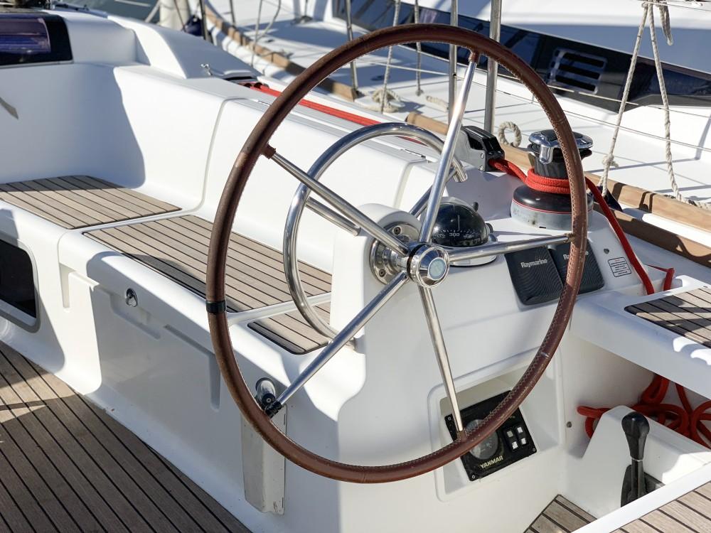 Louer Voilier avec ou sans skipper Jeanneau à Keramoti