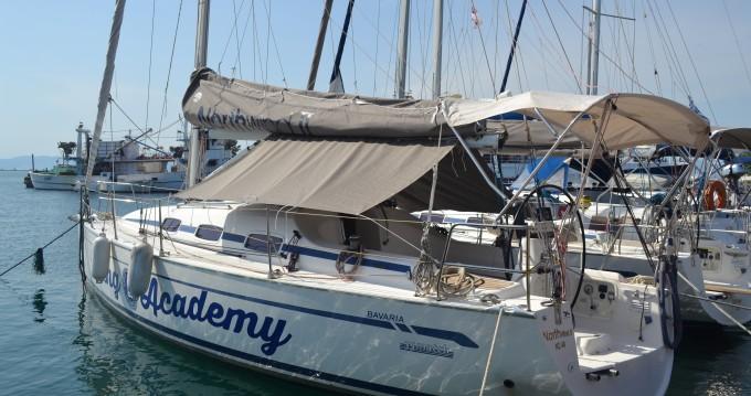 Location yacht à Keramotí - Bavaria Bavaria 35 Match sur SamBoat