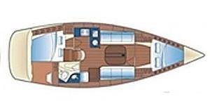 Location yacht à Skiathos - Bavaria Bavaria 35 Match sur SamBoat