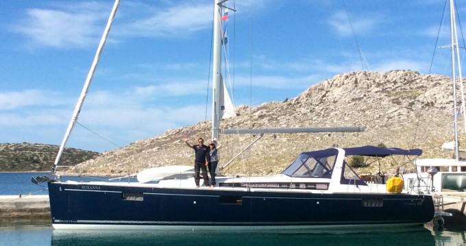 Louez un Bénéteau Oceanis 48 à Ibiza (Ville)