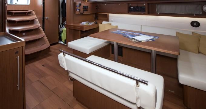Location yacht à Ibiza (Ville) - Bénéteau Oceanis 48 sur SamBoat
