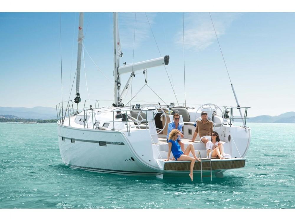 Bavaria Bavaria Cruiser 51 entre particuliers et professionnel à Golfo Aranci