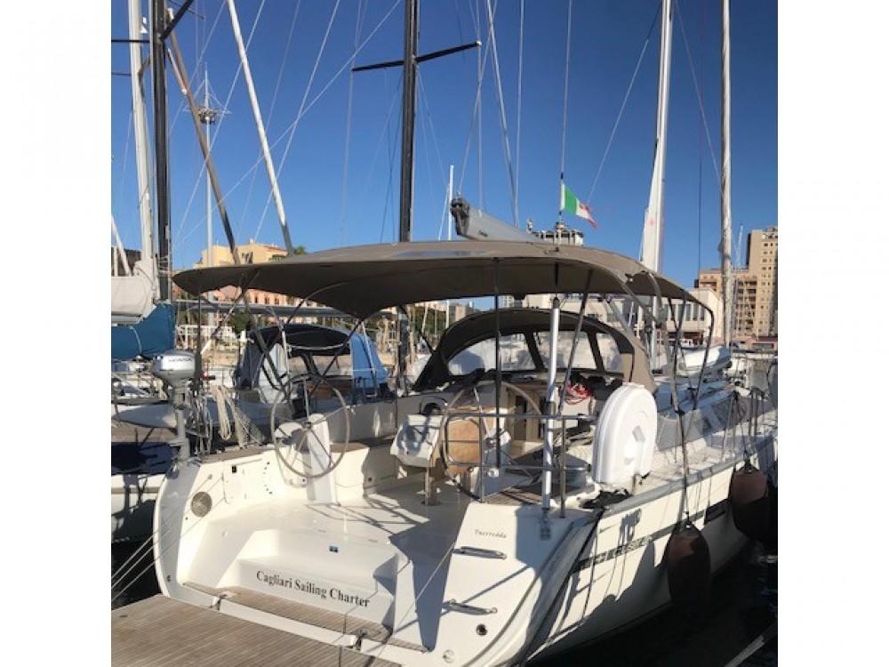 Louez un Bavaria Bavaria Cruiser 46 à Cagliari