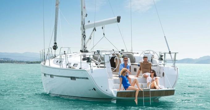 Bavaria Cruiser 51 entre particuliers et professionnel à Golfo Aranci